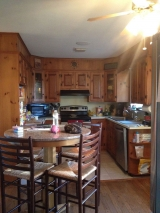 <h5>A Contractors Tale</h5><p>Kitchen - Before</p>