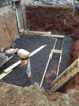 <h5>A Contractors Tale</h5><p>All ready for concrete!</p>